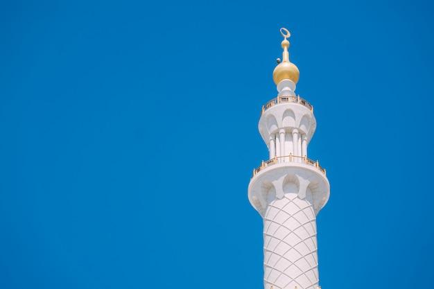 Abu dhabi große moschee