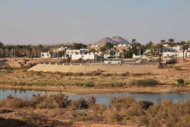 Abu simbel ist die stadt ägyptens