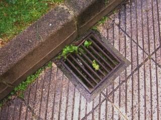 Abwasserkanal prision