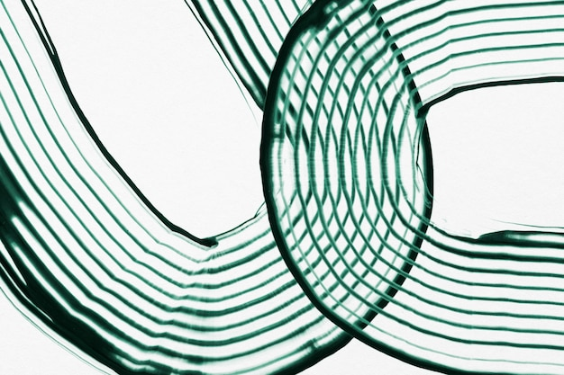 Acryl grün strukturierter hintergrund minimale abstrakte kunst