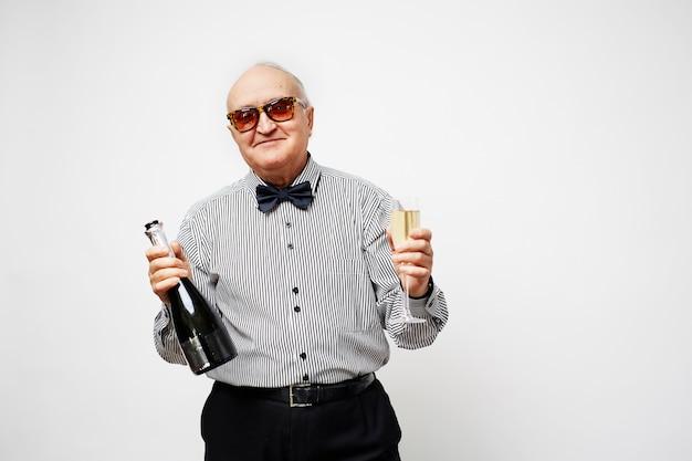 Älter werden und spaß haben