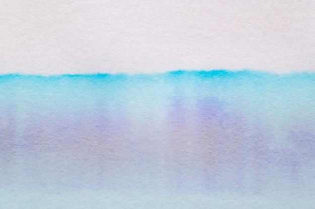 Ästhetischer abstrakter chromatographiehintergrund in blauton