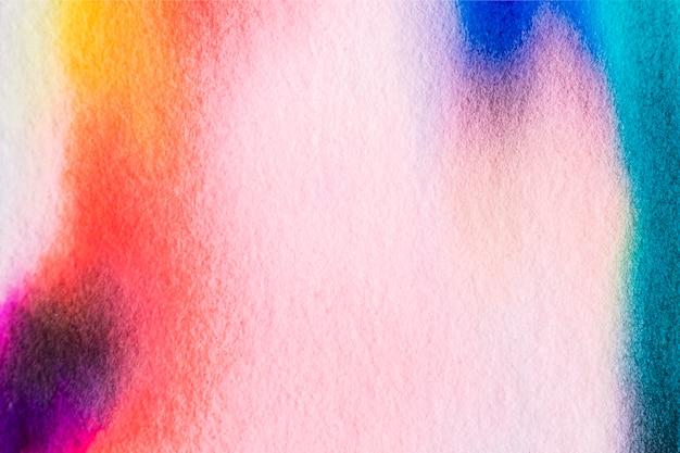 Ästhetischer abstrakter chromatographiehintergrund in buntem ton