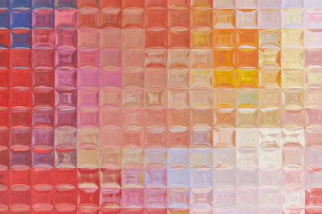 Ästhetischer hintergrund mit gemusterter glasstruktur