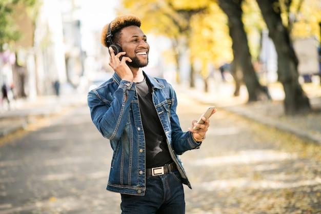 Afroamerikanischer student