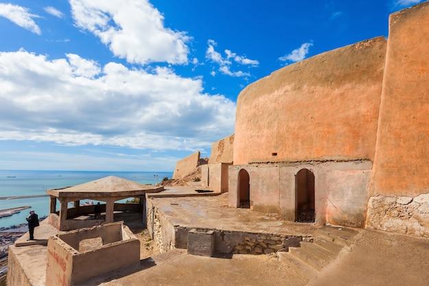 Agadir stadt, marokko