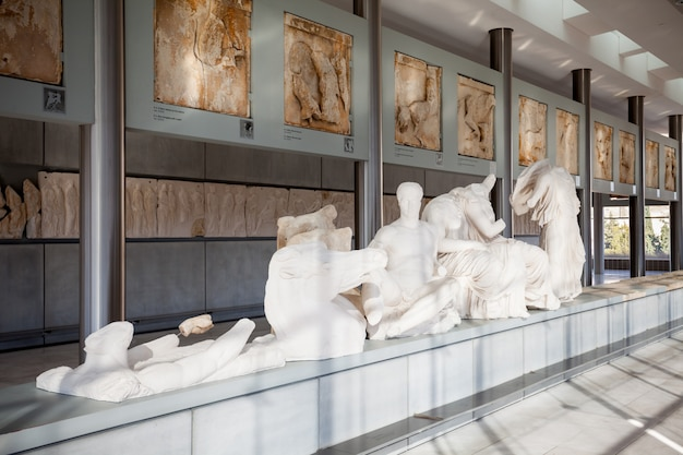 Akropolismuseum in athen