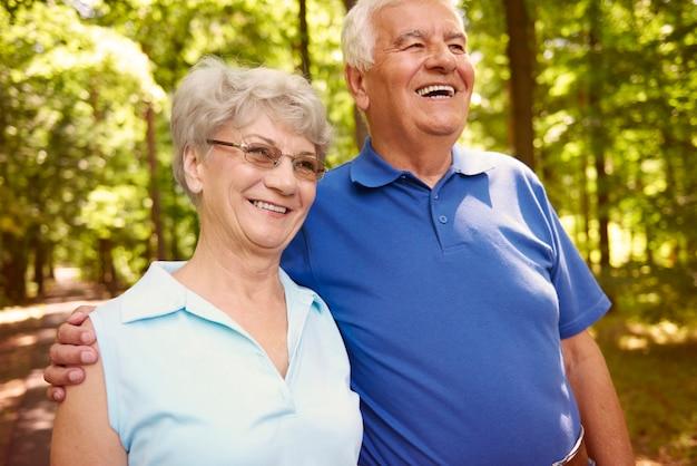 Aktivität ist im älteren alter sehr wichtig