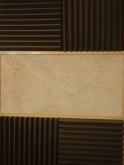 Akustikschaum im studio
