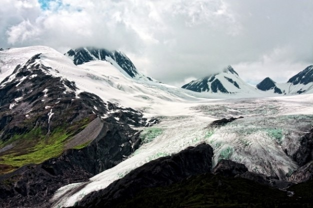 Alaska berg