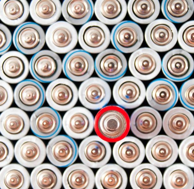 Alkalibatterien aaa