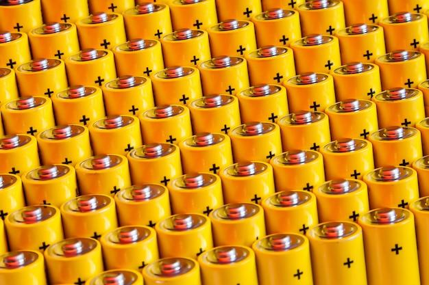 Alkalibatterien der größe aa