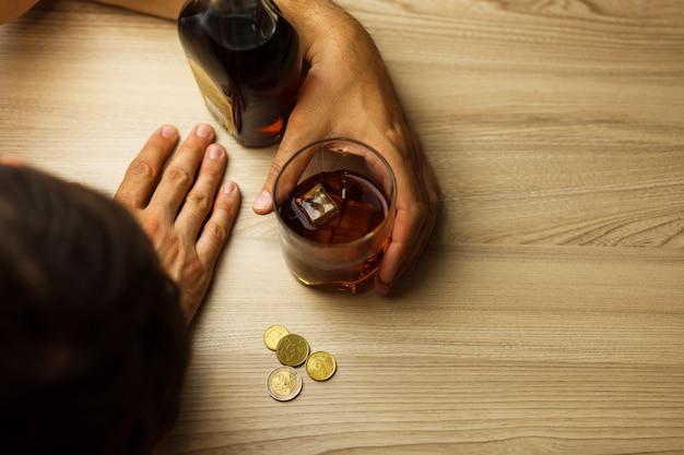 Alkoholismus und depressionen aufgrund von arbeitsplatzverlust