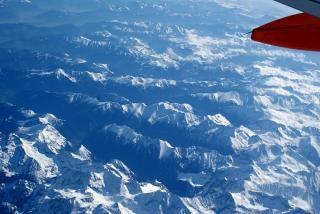 Alpen, im freien