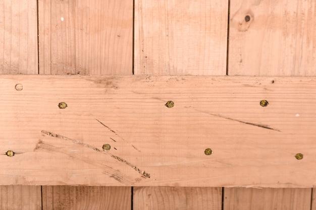 Als hintergrund oder beschaffenheit zu verwendende hölzerne schreibtischplanke
