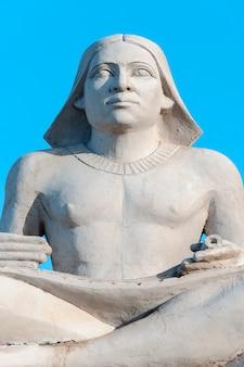 Altägyptischer schreiber