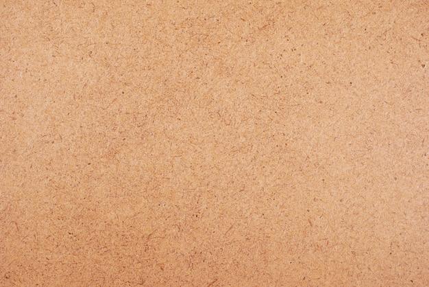 Alte beschaffenheit des braunen papiers des hintergrundes