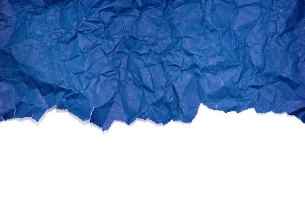 Alte blaue papierhintergrundbeschaffenheit