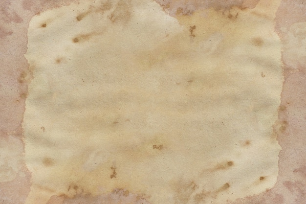 Alte braune papierschmutzkaffeefarbbeschaffenheit