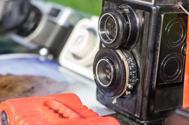 Alte fotokameras