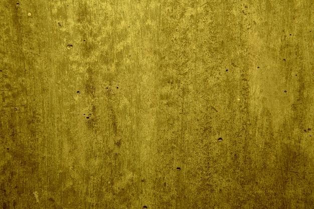 Alte gelbe wandbeschaffenheit