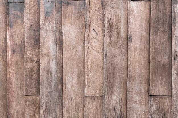 Alte grunge braune holzwandverkleidung textur, holzoberfläche, holzbretter