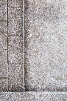 Alte grungy beschaffenheit, graue betonmauer