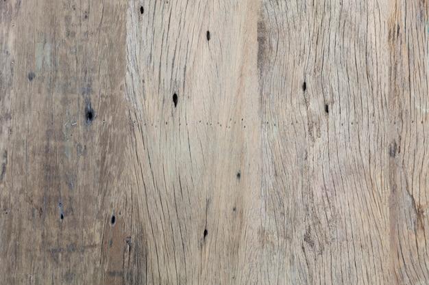 Alte hölzerne plankenbeschaffenheit für design und hintergrund