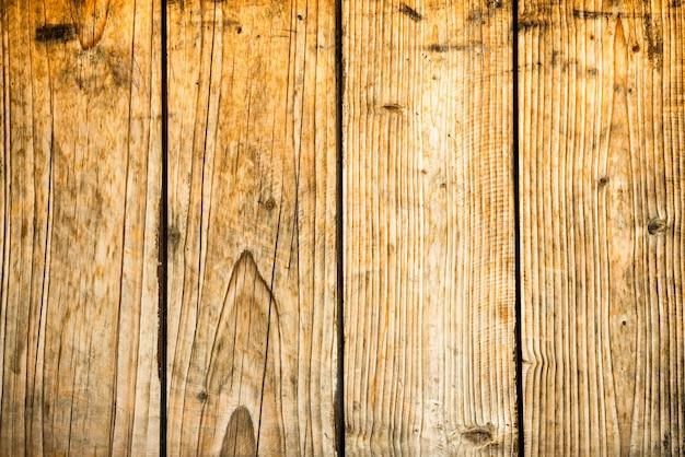 Alte holzstruktur auf holzbohlen für den hintergrund