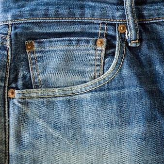Alte jeans tasche