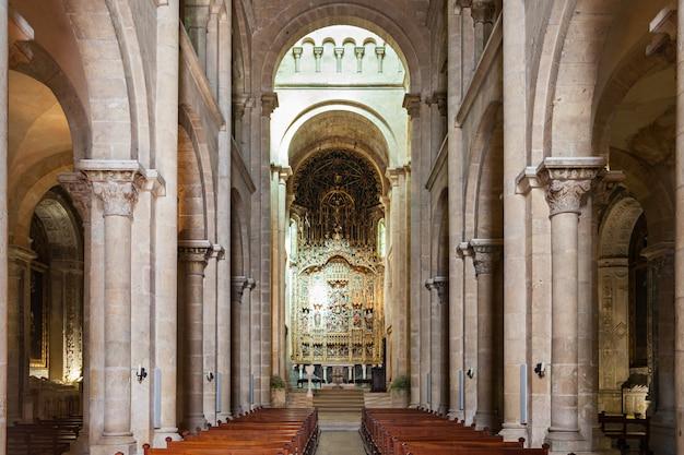 Alte kathedrale, coimbra