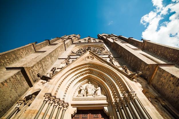 Alte kathedrale in prag
