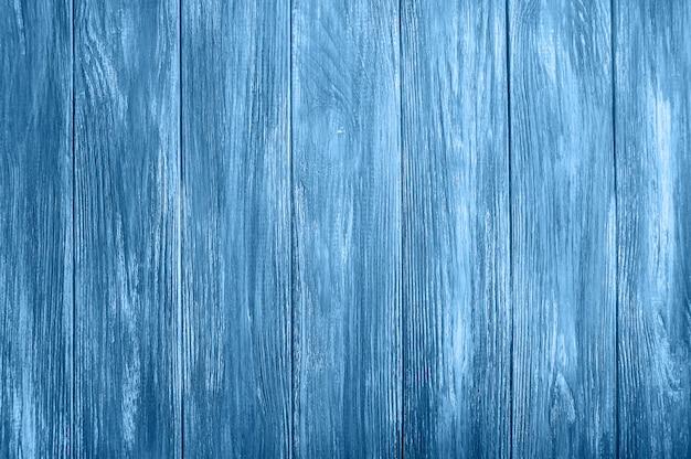 Alte klassische blaue holzoberfläche
