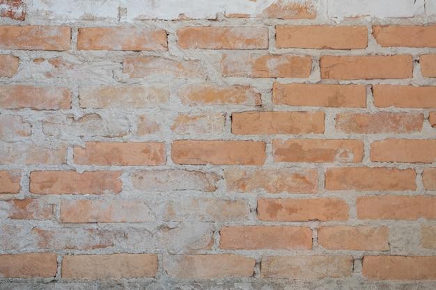 Alte mauer in der antike und wurde beschädigt