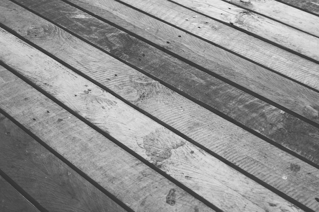 Alte monochrome plank tisch hintergrund