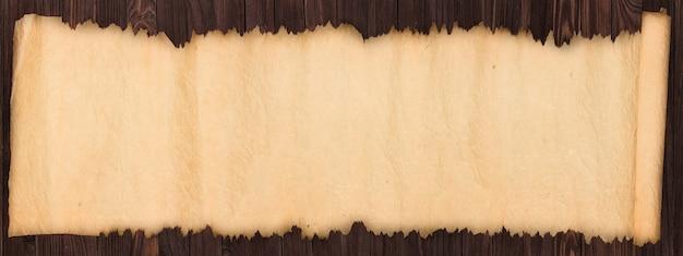 Alte papierbeschaffenheit als hintergrund