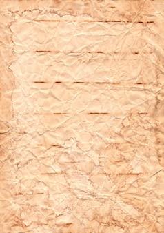 Alte papierbeschaffenheit
