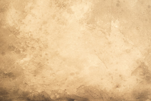 Alte papierweinlese alterte hintergrund oder beschaffenheit