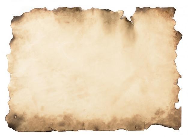 Alte papierweinlese gealtert