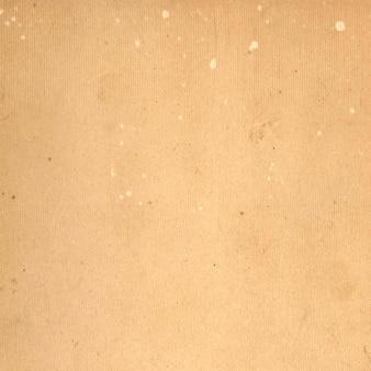 Alte pappe mit splatter textur