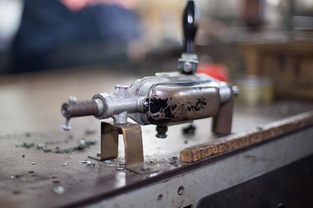 Alte produktionsanlagen