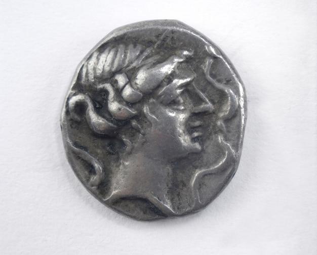 Alte römische münze