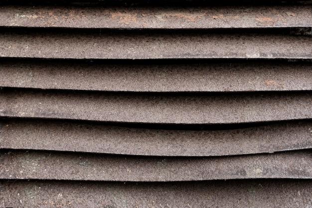 Alte rostige metallische oberflächennahaufnahme