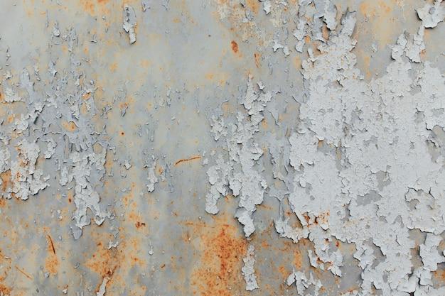 Alte rostige textur, alte farbe an der wand. foto in hoher qualität