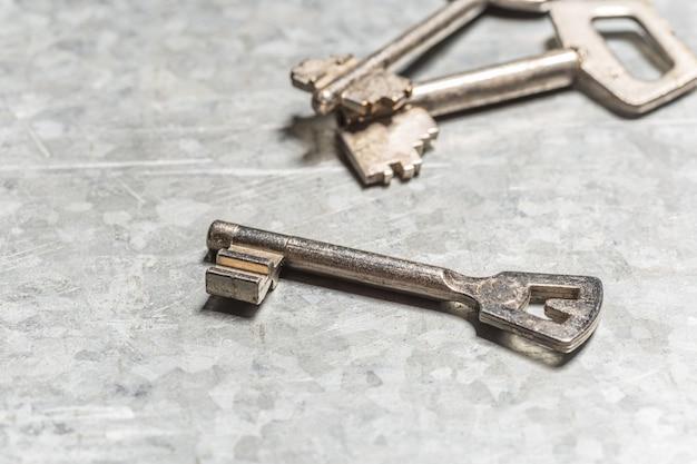 Alte schlüssel