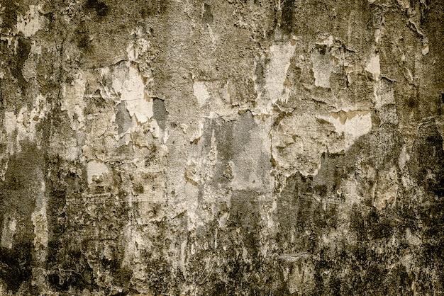 Alte schmutzige konkrete beschaffenheiten für hintergrund - weinlesefiltereffekt