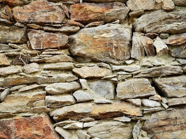 Alte schmutzige steinmauer für hintergrund