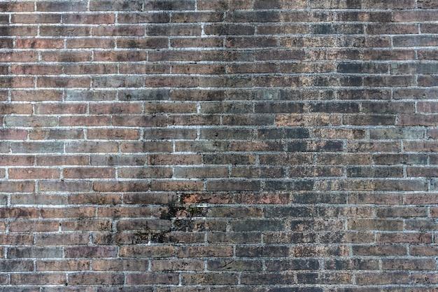Alte schwarze backsteinabstraktion. backsteinmauer hintergrund. grunge backsteinmauer textur. dunkelgraue mauer. backsteinmauer muster