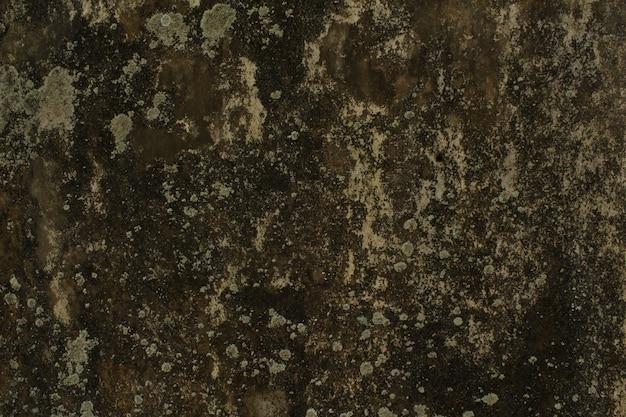 Alte schwarze zementwand hintergrund grunge premium