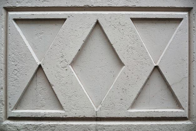Alte sowjetische betonzäune